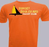 Sunset-Boulevard T-Shirt