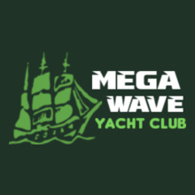 Mega-Wave-Yacht-Club T-Shirt