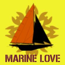 Yachts Marine-Love T-Shirt
