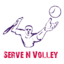 Tennis Serve-N-Volley T-Shirt
