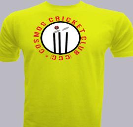 Cosmos-Cricket-Club - T-Shirt