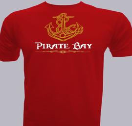 Pirate Bay - T-Shirt