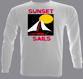 Sunset Sails - T-Shirt
