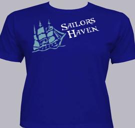 Sailors Haven - T-Shirt