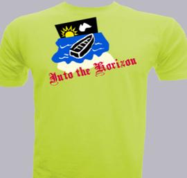 Into the Horizon - T-Shirt