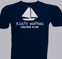 Sailing Rusty-Waters-Sailing-Club T-Shirt
