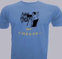 Say-Cheese T-Shirt