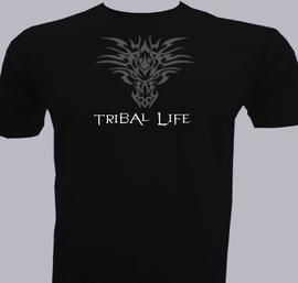 Tribal Life - T-Shirt