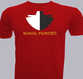Naval Forces - T-Shirt