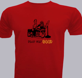 Play for good - T-Shirt