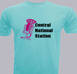Radio Station - T-Shirt