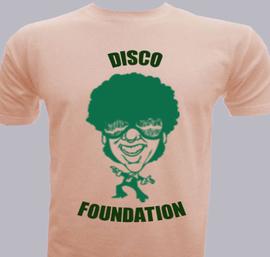Disco Foundation - T-Shirt