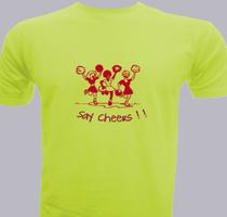 Cheerleading Say-cheers T-Shirt