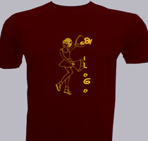 Cheerleading Say-I-Logo T-Shirt