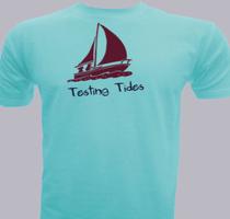 Sailing Testing-Tides T-Shirt
