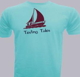 Testing Tides - T-Shirt