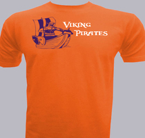 Sailing Viking-Pirates T-Shirt