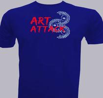 Promotional Art-Attack T-Shirt