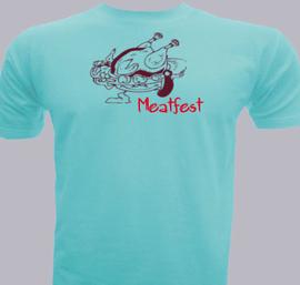 Meatfest - T-Shirt