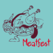 Promotional Meatfest T-Shirt