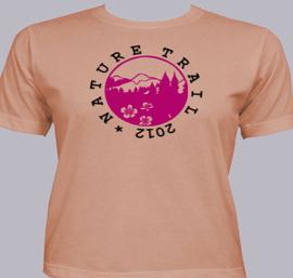 Nature Trail  - T-Shirt