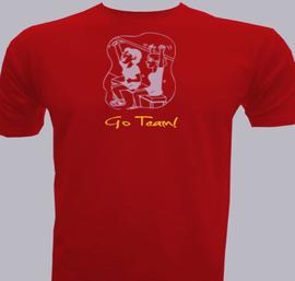 Go team - T-Shirt
