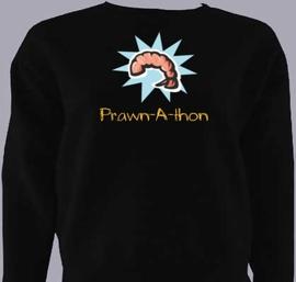 Prawn a thon - T-Shirt