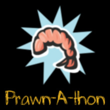 Promotional Prawn-a-thon T-Shirt