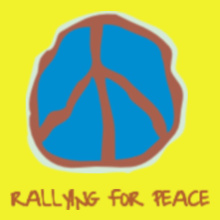 Political Rallying-for-peace T-Shirt