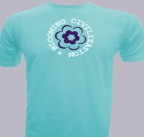 Blooming-Civilization T-Shirt