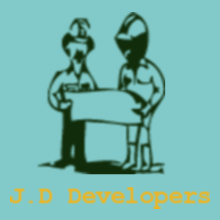 Contracting JD-Developers T-Shirt