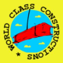 World-Class-Constructions T-Shirt