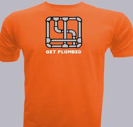Get-PLumbed - T-Shirt