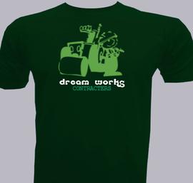 Dream-Works - T-Shirt