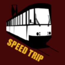 Automotive Speed-Trip T-Shirt