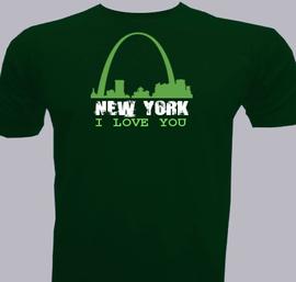 New-York-i-love-you - T-Shirt