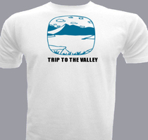 Vacation Trip-to-the-valley T-Shirt