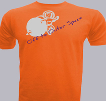 Vacation Off-to-outer-space T-Shirt