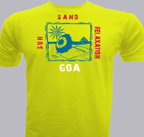 Vacation sun-sand-relaxation T-Shirt