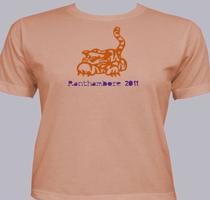 Vacation Ranthambore- T-Shirt