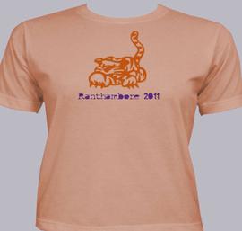 Ranthambore- - T-Shirt