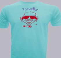 Vacation Traveller T-Shirt