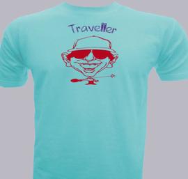 Traveller - T-Shirt