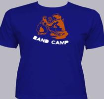 Vacation Band-Camp T-Shirt