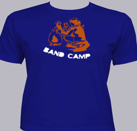 Band Camp - T-Shirt
