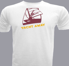 Yacht away - T-Shirt