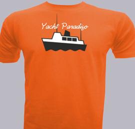Yacht-Paradiso - T-Shirt