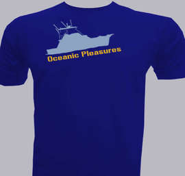 Oceanic-Pleasures - T-Shirt