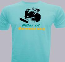Political Pillar-of-democracy T-Shirt
