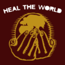 Political Heal-the-world T-Shirt